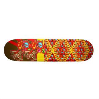 Vitamins Skate Board