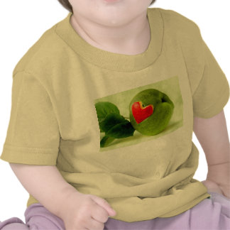 Vitamins with heart tees