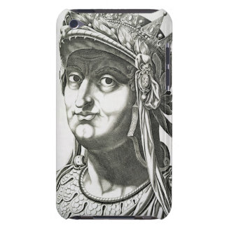 Vitellius (15-69 AD), 1596 (engraving) Case-Mate iPod Touch Case