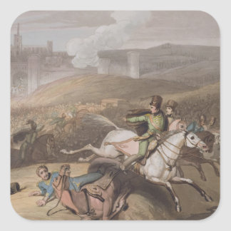 Vitoria, 21st June 1813, from 'The Victories of th Square Sticker