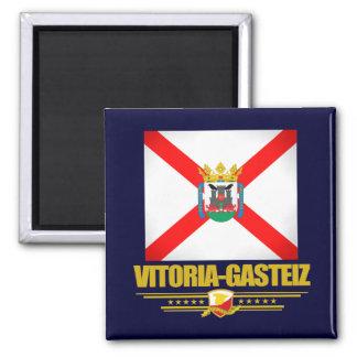 Vitoria-Gasteiz Square Magnet