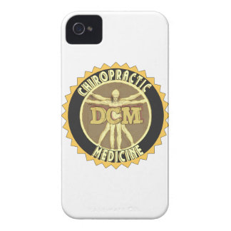 Vitruvian Man DCM Case-Mate iPhone 4 Case