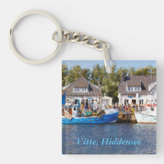Vitte, Hiddensee Key Ring