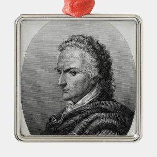 Vittorio Alfieri, 1846 Christmas Ornament
