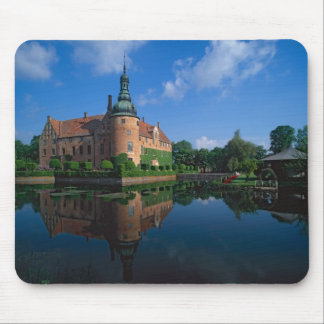 Vittskovle Castle, Skane, Sweden Mouse Pad