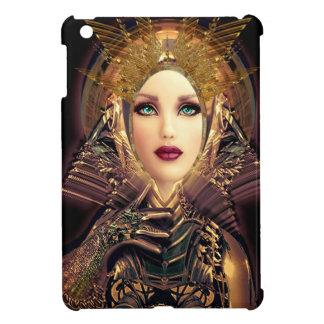 Viv Cyborg Babe iPad Mini Cover