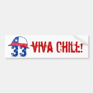 Viva Chile! Bumper Sticker