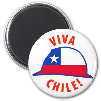 Viva Chile! Magnet