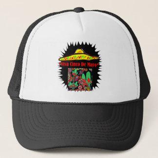VIVA CINCO DE MAYO TRUCKER HAT