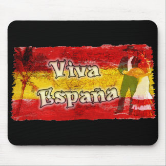 Viva Espana Mouse Pad