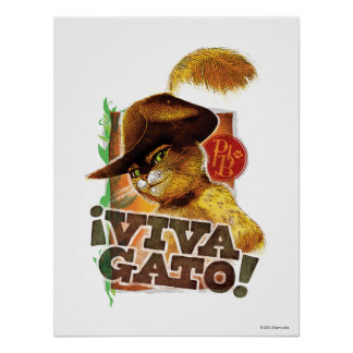 Viva Gato! Poster