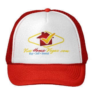Viva Home Vegas (logo) Cap