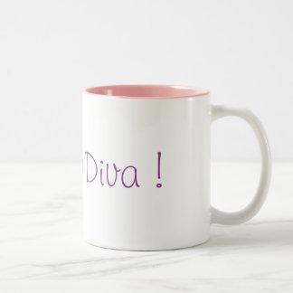 Viva la Diva ! Coffee Mugs