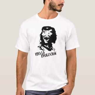 Viva La Evolucion - Dino T-Shirt