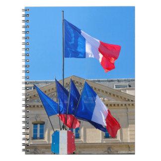 Viva la France Notebooks