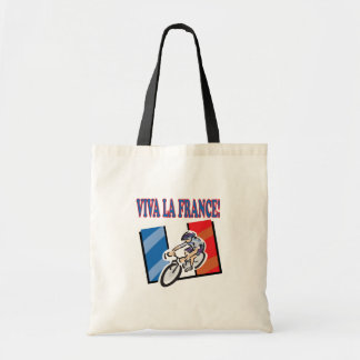 Viva La France Tote Bag