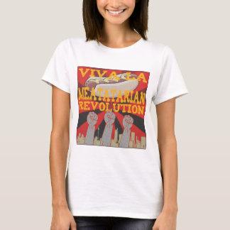 Viva la Meatatarian Revolution T-Shirt