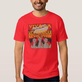 Viva la Meatatarian Revolution Tshirt