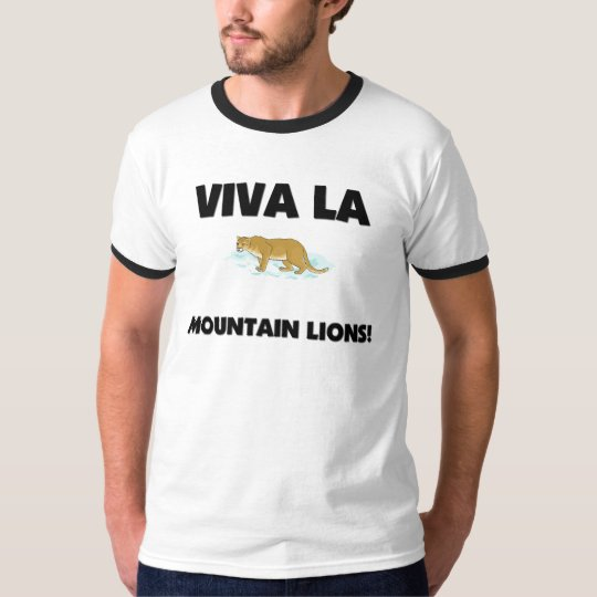 Viva La Mountain Lions T-Shirt