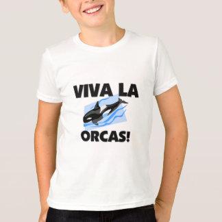 Viva La Orcas T-Shirt