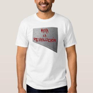 Viva la Revolucion Guillotine Tee Shirt