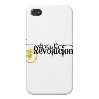 Viva La Revolucion iPhone 4/4S Covers