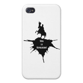 Viva La Revolucion iPhone 4 Cover