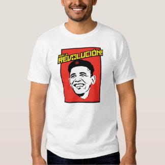 Viva La Revolucion! Ladies T-Shirt