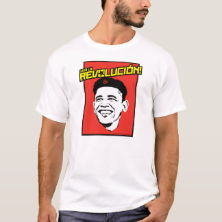 Viva La Revolucion! Ladies T-Shirt