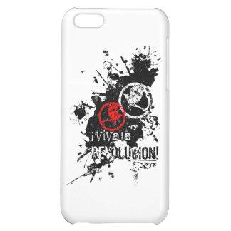 Viva La Revolucion (Splattered) iPhone 5C Covers