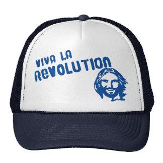 Viva La Revolution- Blue Hat
