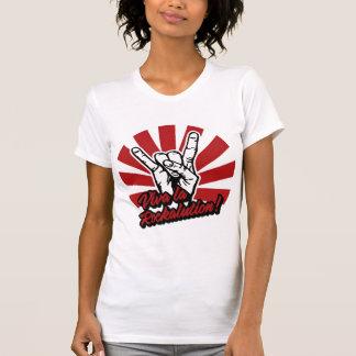 Viva la Rockalution! Tee Shirt