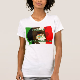 Viva La Salsa Mexicana Shirts