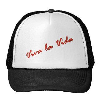 Viva la Vida Trucker Hats