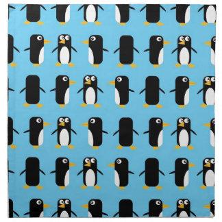 Viva Las Penguins! Napkin