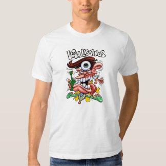 Viva Las Venus White T-Shirt