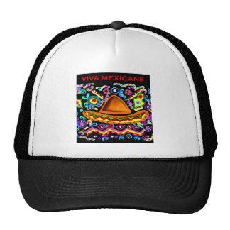 VIVA MEXICANS CAP