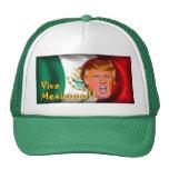 Viva Mexico anti-Donald trump hat. Cap