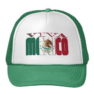 VIVA MEXICO TRUCKER HAT