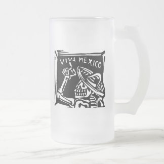 Viva Mexico- Mexico s Day of the Dead Mug
