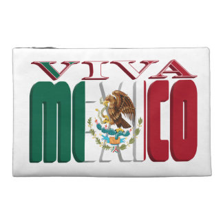 VIVA MEXICO TRAVEL ACCESSORIES BAGS
