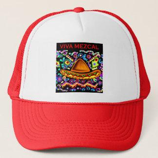 VIVA MEZCAL TRUCKER HAT