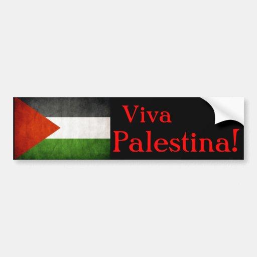 Viva Palestina! Bumper Stickers