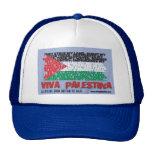 Viva Palestina Cap Trucker Hat