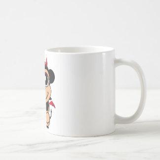 viva pocha basic white mug