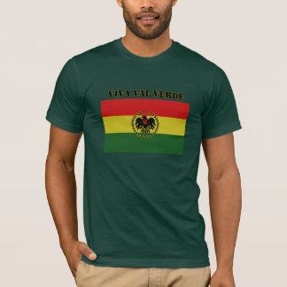 VIVA VAL VERDE t-shirt of action