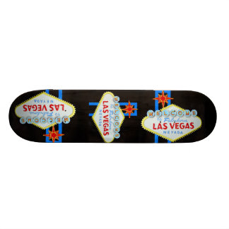 Viva Vegas Board Custom Skateboard