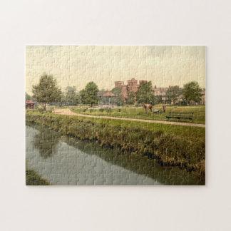 Vivary Park, Taunton, Somerset, England Puzzle