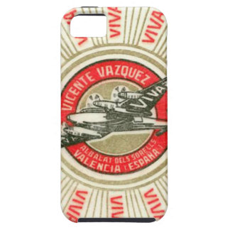 VIVAZ Airplane iPhone 5 Cover