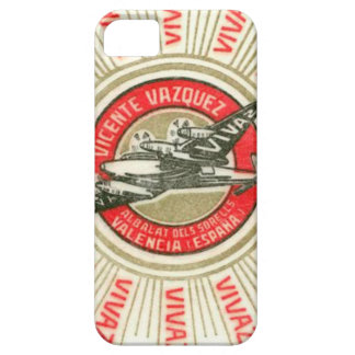 VIVAZ Airplane iPhone 5 Covers